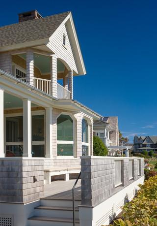 混搭风格客厅一层半别墅卧室温馨家庭楼梯装修效果图