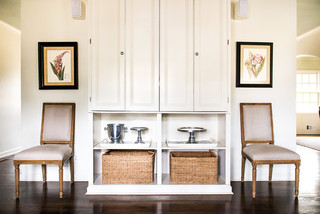 田园风格家具复式公寓时尚宜家椅子图片