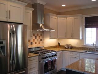房间欧式风格单身公寓温馨卧室2014整体厨房设计