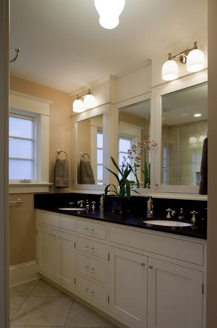 房间欧式风格老年公寓舒适品牌浴室柜效果图