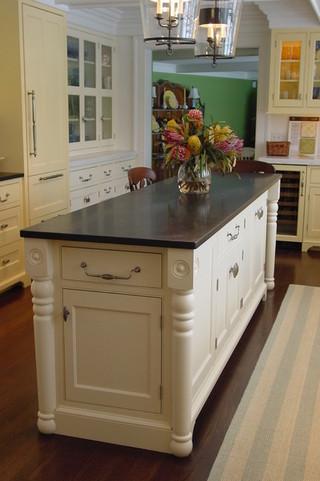 房间欧式风格复式公寓客厅简洁大理石餐桌图片
