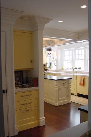房间欧式风格老年公寓大方简洁客厅2012家装厨房装修效果图