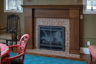 新古典风格客厅一层别墅及中式古典风格宜家椅子图片