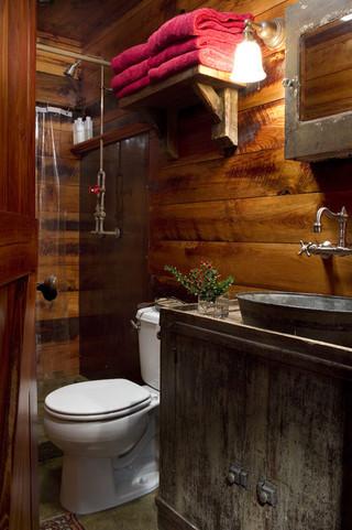 现代欧式风格2013别墅及新古典主浴室柜图片