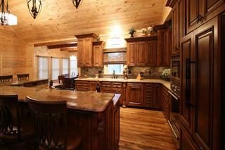 新古典风格卧室三层连体别墅客厅古典快餐桌图片