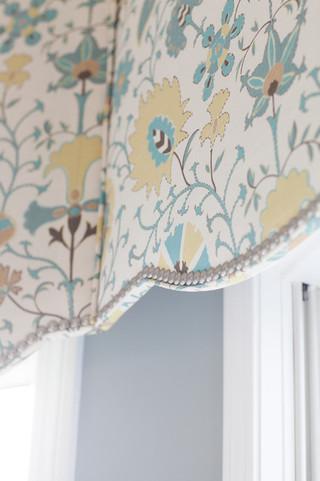 现代简约风格厨房三层别墅简洁卧室2014客厅窗帘效果图