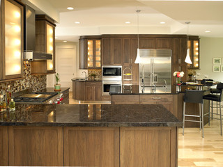 新古典风格一层别墅古典设计图
