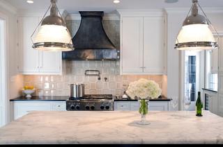 现代简约风格精装公寓小清新大理石餐桌效果图