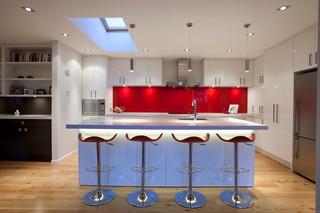 美式风格客厅单身公寓设计图时尚家居装饰宜家椅子图片