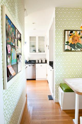 绿色跳跃家装 让你的家如此鲜活