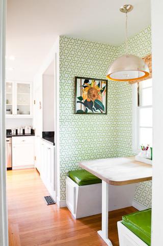田园风格客厅公寓小清新2014电视背景墙效果图