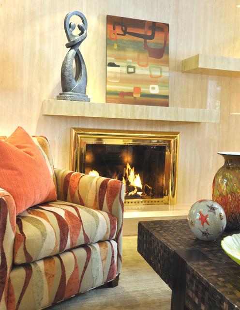 欧式风格客厅一层别墅浪漫卧室实木沙发客厅效果图