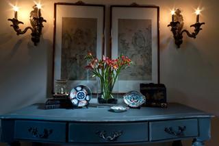 现代简约风格客厅三层小别墅卧室温馨效果图