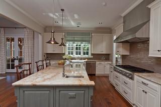 现代简约风格卫生间3层别墅温馨客厅大理石餐桌图片