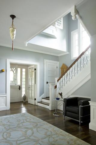 欧式风格家具2014年别墅住宅楼梯设计图设计图纸