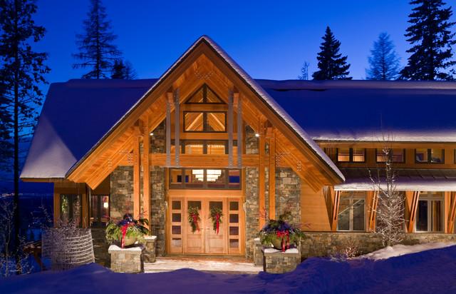 别墅中的木质小雪地a别墅中带来别墅寿光卡诺岛暖风图片