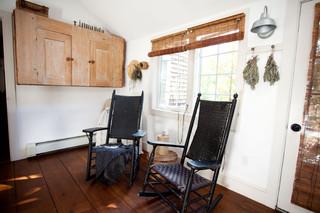 田园风格客厅精装公寓温馨装饰宜家椅子效果图
