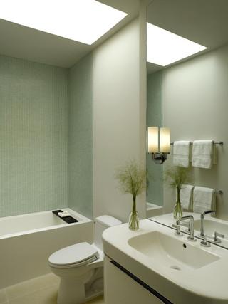 现代简约风格厨房酒店式公寓温馨客厅2013卫生间装修效果图
