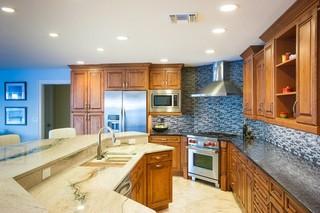 东南亚风格家具2层别墅浪漫婚房布置4平方厨房改造
