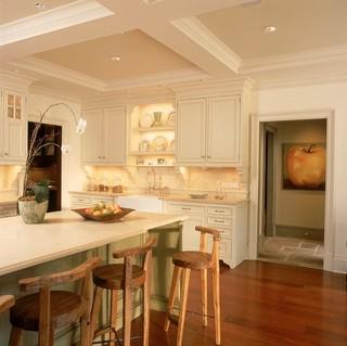 欧式风格家具3层别墅大气快餐桌图片