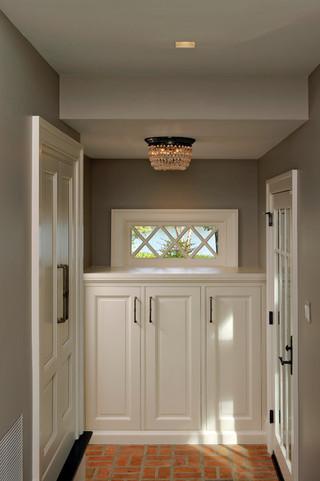 房间欧式风格单身公寓厨房浪漫婚房布置装修图片
