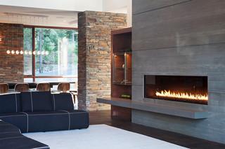 新古典风格客厅酒店公寓简单温馨名牌布艺沙发效果图