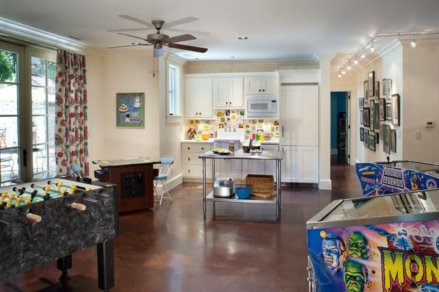 宜家风格老年公寓可爱房间灯具效果图