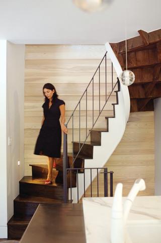 现代简约风格餐厅小型公寓简洁装修图片