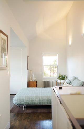 简约风格客厅小型公寓简洁15平米卧室设计图