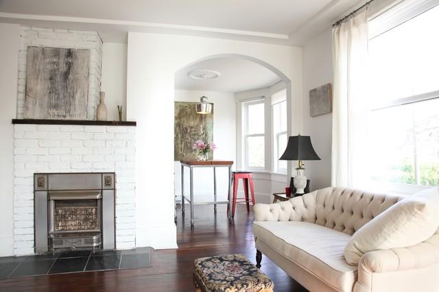 现代简约风格老年公寓简洁卧室效果图