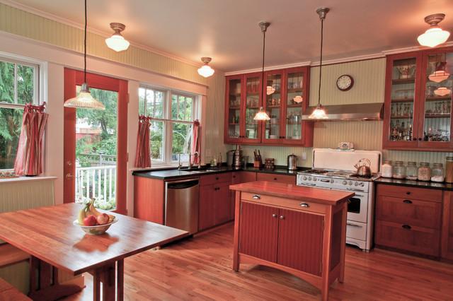 欧式风格卧室loft公寓唯美2014家装厨房设计图