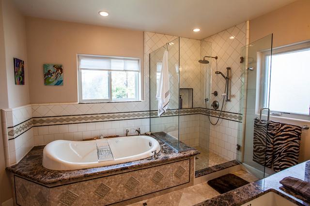 现代美式风格2层别墅小清新2平米卫生间装修效果图