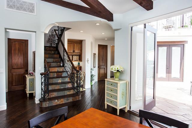 美式风格卧室2014年别墅小清新厨房玄关设计图