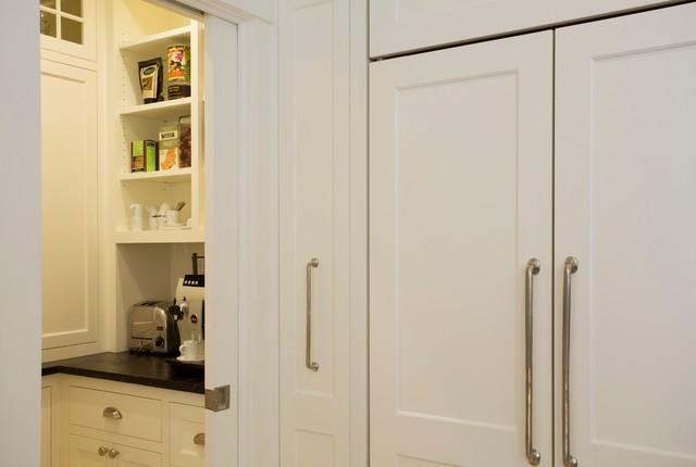 现代简约风格卫生间酒店公寓现代简洁厨房推拉门设计