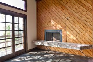 美式乡村风格单身公寓厨房艺术厨房窗户图片