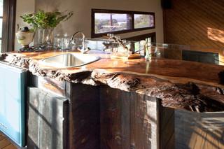 美式乡村风格客厅小公寓艺术效果图