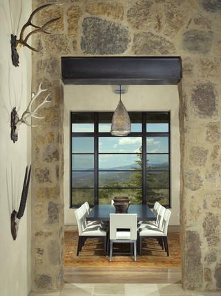 地中海风格室内200平米别墅艺术家具宜家椅子效果图