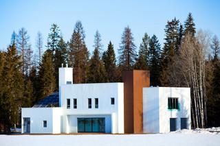 地中海风格小型公寓唯美别墅庭院改造