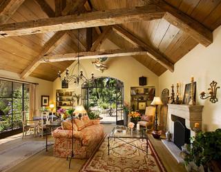 欧式风格小公寓中式古典风格双人沙发效果图