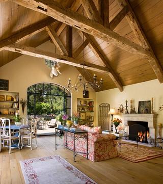 欧式风格家具酒店式公寓古典客厅白色地毯图片