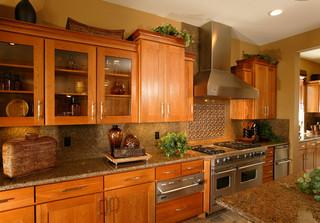 新古典风格卧室小户型公寓中式古典家具整体厨房设计图设计图纸