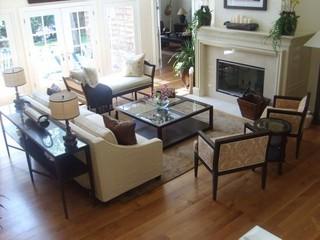 欧式风格的舒适客厅精选