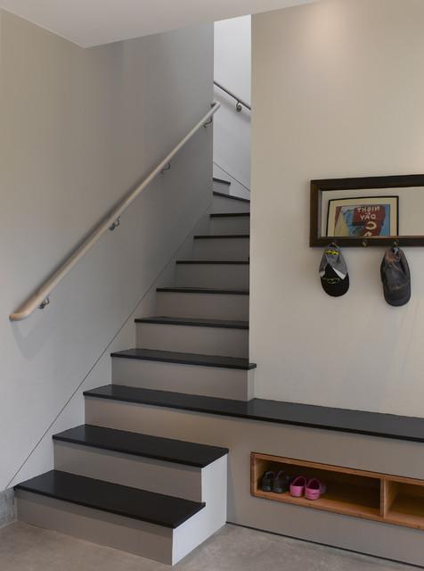 客厅200平米别墅艺术家具别墅楼梯设计图装修效果图-您正在访问第
