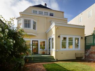 现代简约风格餐厅三层别墅大方简洁客厅入户花园鞋柜设计