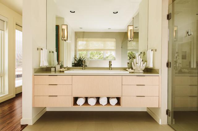 北欧风格卧室200平米别墅时尚卧室装饰4平方卫生间装修