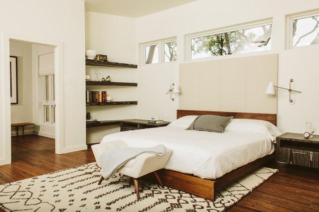 现代北欧风格2013年别墅时尚12平米卧室设计图片