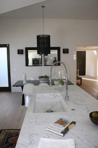 地中海风格家具200平米别墅大气洗手台图片