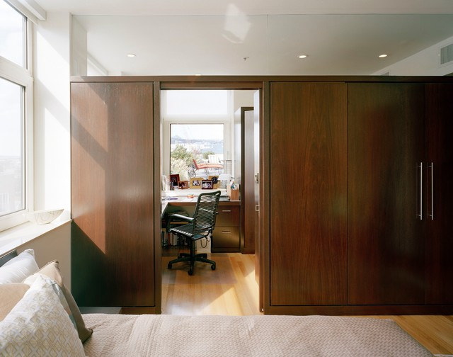 新古典风格三层独栋别墅稳重5平米卧室设计图纸