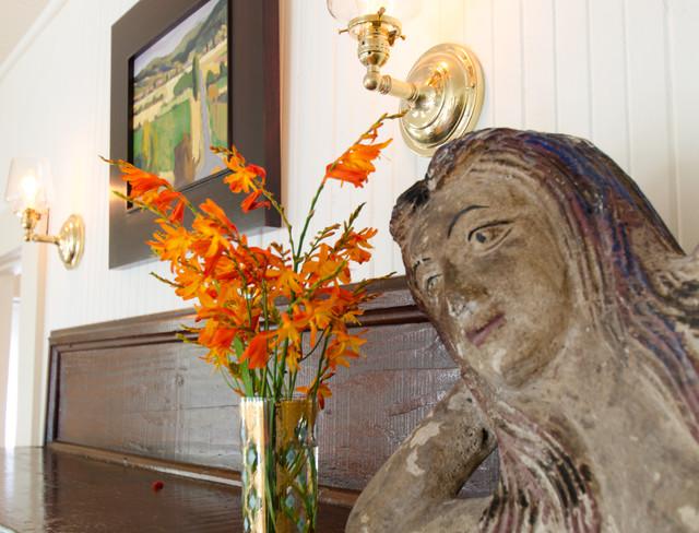 地中海风格家具2013别墅浪漫婚房布置室内植物效果图