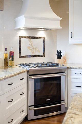 欧式风格家具一层别墅及舒适品牌小家电图片